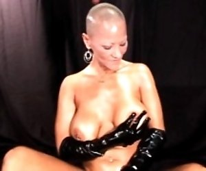 Black cock fetish play by...