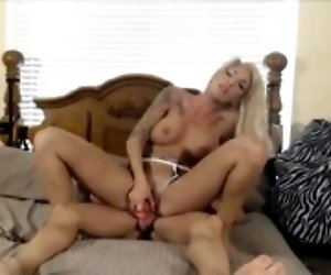 Spreads her asshole for...