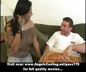 Amazing hot latina does...